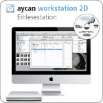 aycan workstation Einlesestation